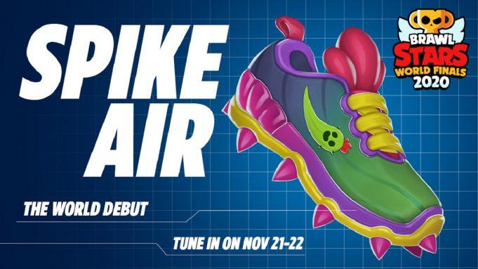 Las botas de Spike
