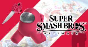 Among Us en Super Smash Bros