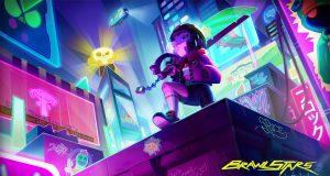 Brawl Talk Cyberpunk 2077 brawl stars