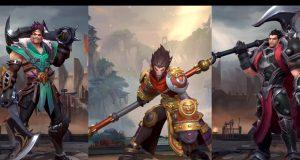 Darius Draven Wukong Wild Rift