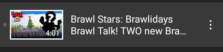 Brawl Talk de diciembre 2020