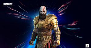 Kratos en Fortnite