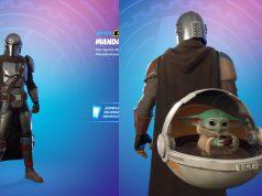 Mandaloriano Baby Yoda Fortnite Skins