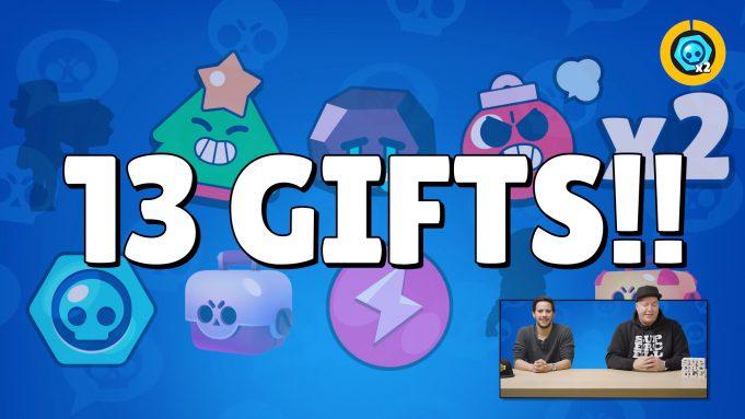 Los 13 regalos de Brawl Stars con su segundo aniversario