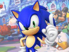 Sonic Brawl Stars