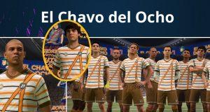 La camiseta del Chavo del 8 en FIFA 21