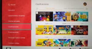 Among Us Nintendo Switch Store