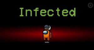 Among Us modo infectado
