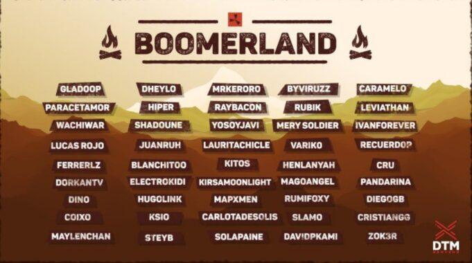 Boomerland, el nuevo server de Rust