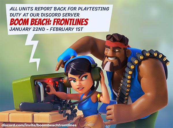 Boom Beach Frontlines