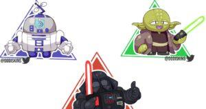 Brawl Stars ft Star Wars