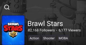 Brawl Stars en Twitch