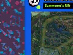 Brawl Stars Mapa LoL Grieta del invocador