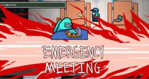 Emergency Meeting among us
