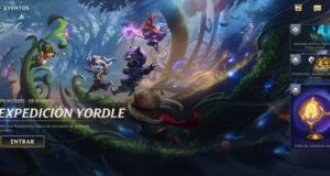Expedición Yordle evento wild rift