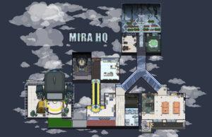 Mira HQ Mapa Among Us