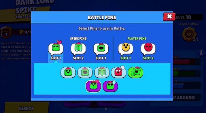 Los emoticonos animados de Spike