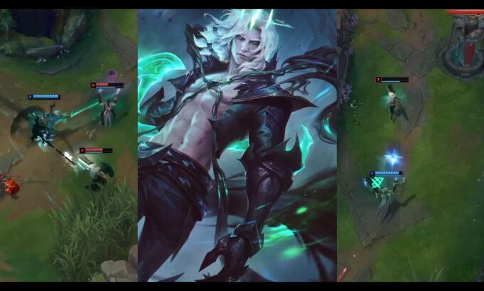 Viego League of Legends jungla