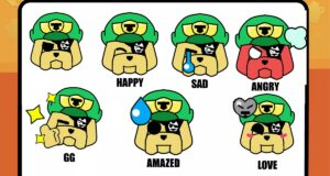 Los emoticonos de Ruffs