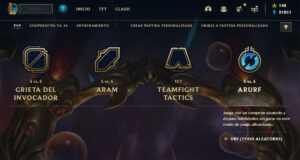 ARURF URF League of Legends