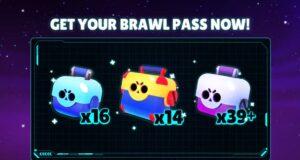 Las cajas del Brawl Pass