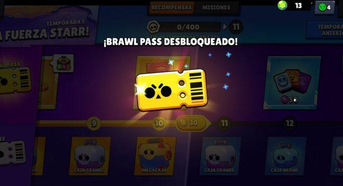 Las recompensas del Brawl Pass