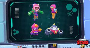 Gadgets nuevos brawl stars