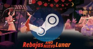 Rebajas de steam año nuevo lunar