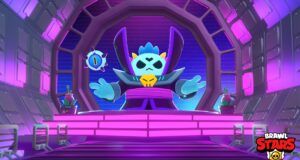 La skin de Spike Señor Oscuro en Brawl Stars