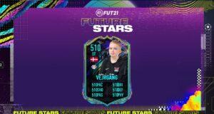 Vejrgang, el niño prodigio de FIFA 20