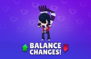 El cambio de balance en Brawl Stars