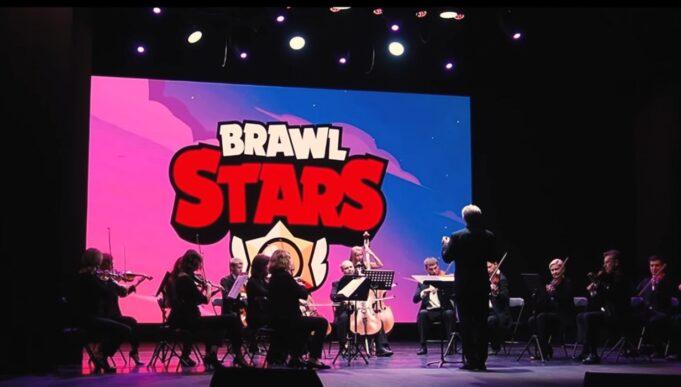 El concierto de Brawl Stars