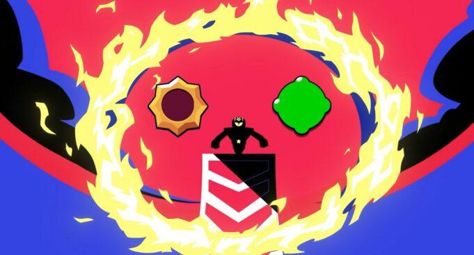 Las habilidades estelares y gadget de Stu en Brawl Stars