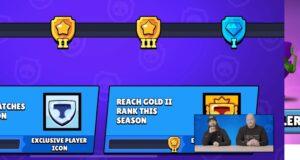 El nuevo ladder con rankeds en Brawl Stars, nuevos rangos