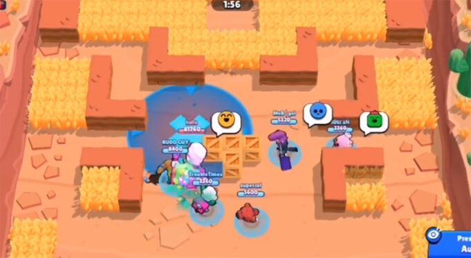 Emote pin Estatic Brawl Stars