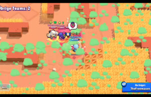 Gale Supervivencia Brawl stars