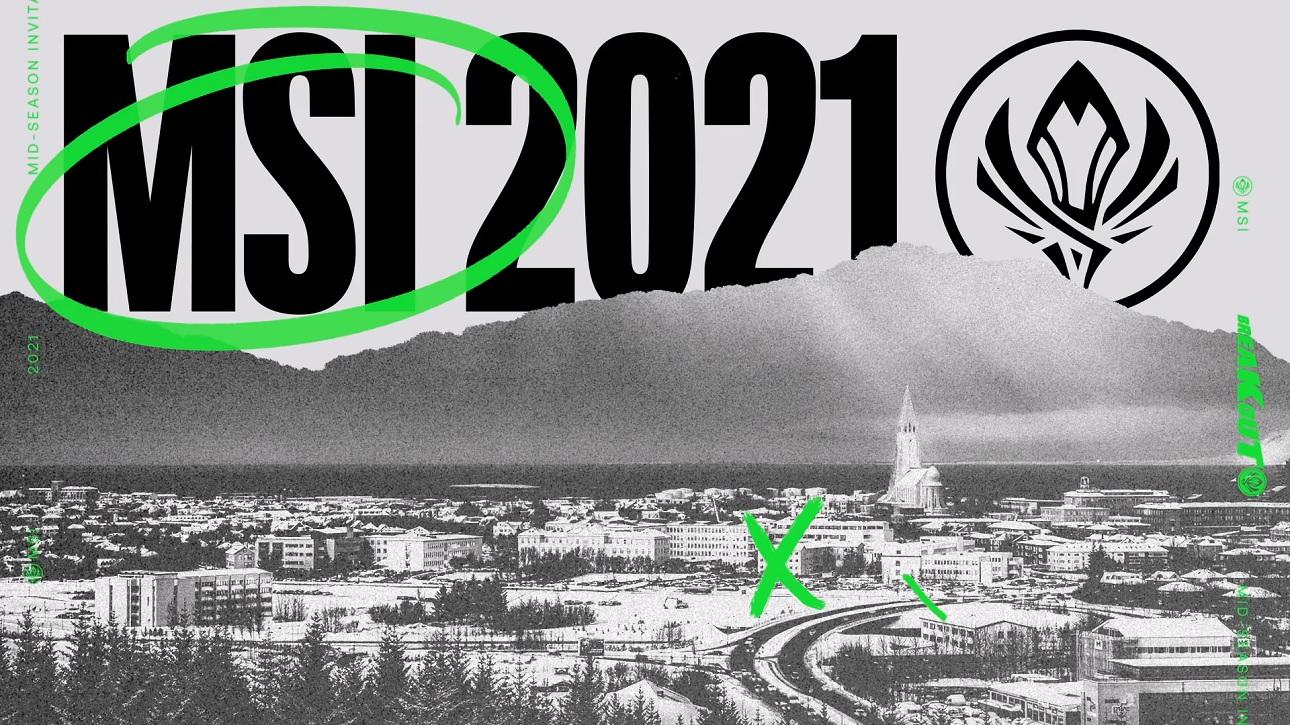 Msi Lol 2021