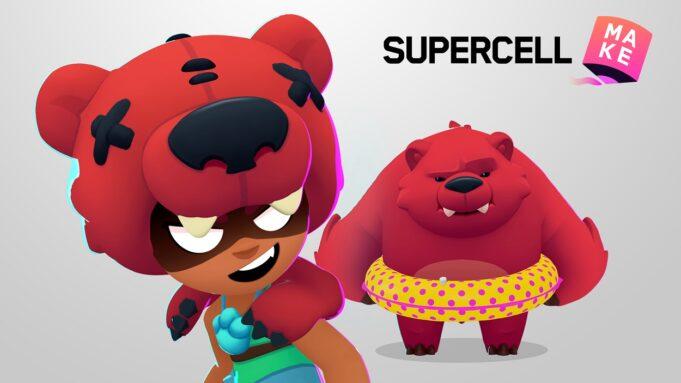 La skin de Nita en verano, lo nuevo de Supercell Make