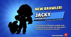 Jacky, en Brawl Stars