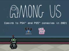 Among Us PS4 PS5