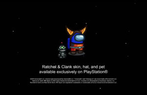 Among Us Ratchet & Clank