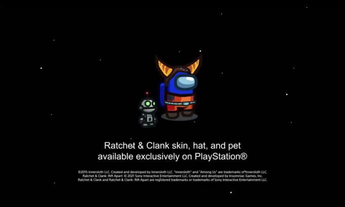 Among Us Ratchet & Clank