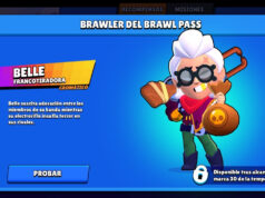Belle, la brawler del Brawl Pass 6