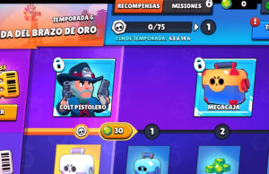 Brawl Pass Temporada 6
