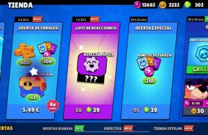 El pin animado en Brawl Stars