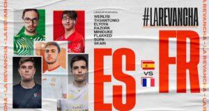 España vs Francia, revancha en el LoL