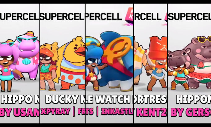 Nita veraniega brawl stars ganador supercell Make