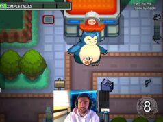 Among Us y el mod de Pokémon con Snorlax