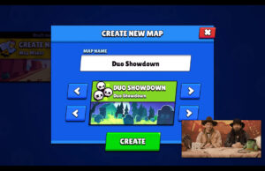 Supervivencia Dúo Map Maker de Brawl Stars