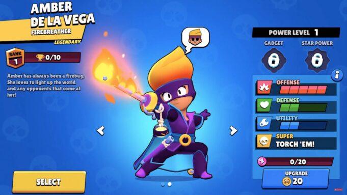 Amber de la Vega